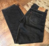 11月1日(日)入荷!Made in U.S.A リーバイス Levi's 501 BLACK JEANS - ショウザンビル mecca BLOG!!