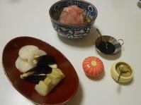 ハムソーセージが届いてもお酒なしの夕ご飯 - のび丸亭の「奥様ごはんですよ」日本ワインと日々の料理