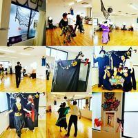広島ハロウィーンダンスパーティー😊 - 広島社交ダンス 社交ダンス教室ダンススタジオBHM教室 ダンスホールBHM 始めたい方 未経験初心者歓迎♪
