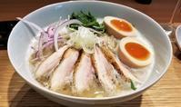 鶏白湯そば松もと鶏白湯そば - 拉麺BLUES