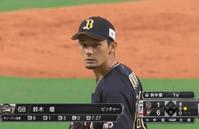 鈴木優投手、今季10試合目の登板 - サマースノーはすごいよ!!