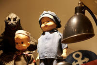 """1910'S WWI US NAVY DOLL #2""ってこんなこと。 - THE THREE ROBBERS ってこんなこと。"
