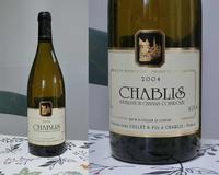 CHABLIS Domaine Jean COLLET & fils  2004 - 北軽1130