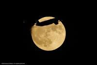 ハロウィーンムーン - K's Airplane Photo Life