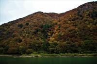 白糸の滝最上峡から清川八郎(新選組)記念館前の紅葉 - 「 ボ ♪ ボ ♪ 僕らは釣れない中年団 ♪ 」Ver.1