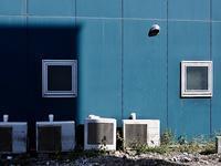 青い壁 - 四十八茶百鼠(2)