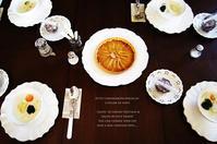 秋のカフェシェソア。 - *Romantic caramel-香草菓子や粉と卵とおうちおやつ*
