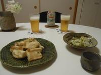 さっそくソーセージ、ベーコン、八幡芋、にキノコ! - のび丸亭の「奥様ごはんですよ」日本ワインと日々の料理