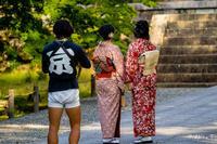 着物でGo To ... -2- - ◆Akira's Candid Photography