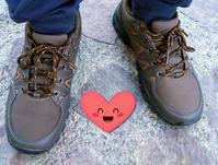 息子のおNewの靴と私の抜け毛対策 - ビタミンカラー EN VALENCIA