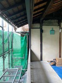 廊下 - アラキ工務店|町家改修の向こう側