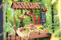 フルーツ屋台 - ある日の足跡