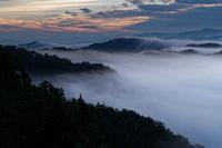 雲海~流れる海 - katsuのヘタッピ風景