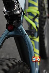 SPECIALIZED MTB アルミフレーム修理 - みやたサイクル自転車屋日記