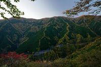奈良行者還林道の紅葉遠征・其の一ナメゴ谷 - デジタルな鍛冶屋の写真歩記