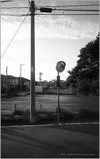 左折 - 心のカメラ   more tomorrow than today ...