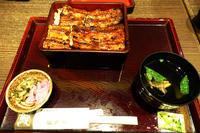 『江戸川』でうな重を食べました - ほんじつのおすすめ