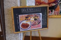 364杯目:富士そば恵比寿駅前店でミニチェッターヒンセット - 富士そば原理主義