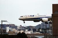 大阪空港は市街地にある空港です - スポック艦長のPhoto Diary