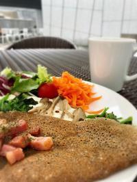 砧公園とセタビカフェ - うつわ愛好家 ふみの のブログ