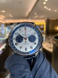 ブライトリング 2020年新作 プレミエ ベントレー マリナー - 熊本 時計の大橋 オフィシャルブログ