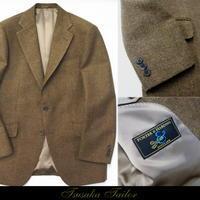 P&H<ハーツイスト>のジャケット | オーダージャケット - オーダースーツ東京 | ツサカテーラー 公式ブログ