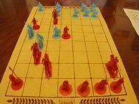 〔堀場工房〕謹製『古代兵棋』の初お目見えは11月14日のゲームマーケットにて(転売対策で逐次受注通販予定とのこと) - YSGA 例会報告