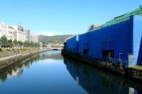 短期集中 北海道TRIP11 小樽の町並みⅠ - N・Photograph & My Super CUB110 【新・写真とスクーター】