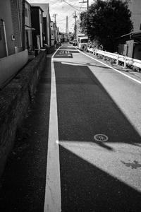 晩秋、街角 - photolog-ミヤコワスレ