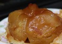 リンゴのデザート - 二つの台所
