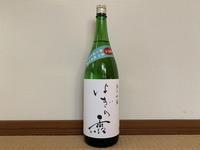 (滋賀)はぎの露 純米吟醸 直汲み 無濾過生原酒 / Haginotsuyu Jummai-Ginjo Muroka Namagenshu - Macと日本酒とGISのブログ
