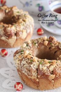 ルヴァン種のコーヒーリング - Lovepan