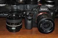 Nikon Lens Series E 35mm F2.5 で - nakajima akira's photobook