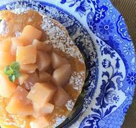 卵なしでも美味しい米粉パンケーキのレシピ - 私のお気楽生活