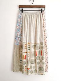 パッチワークのスカート - cous cous NEW ARRIVAL