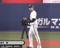 鈴木優投手、今季12試合目の登板 - サマースノーはすごいよ!!