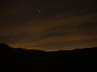 星空と放射冷却の乗鞍高原の朝 - tokoya3@