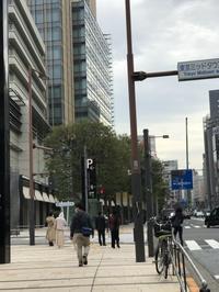 東京ミッドタウンで - 青山ぱせり日記