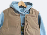 WAREHOUSE 2145 DOWN VEST & 2ND-HAND スウェットパーカー - a piece of Mix.