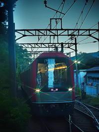 箱根登山電車大平台駅 - 風の香に誘われて 風景のふぉと缶