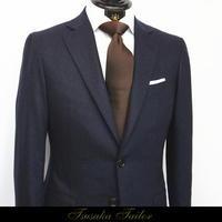 ラニフィーチョ・コラード<フランネル>のスーツ   オーダースーツ - オーダースーツ東京   ツサカテーラー 公式ブログ