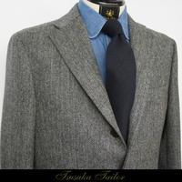 ラヴァット・ツイードのジャケット | オーダージャケット - オーダースーツ東京 | ツサカテーラー 公式ブログ