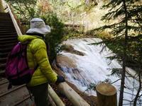 乗鞍高原で滝めぐり三本滝 - tokoya3@