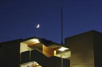 お月さまと地球照 - It's only photo 2