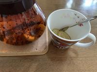 ベルガモットEarl Gray teaとマツブサと家紋 - いととはり