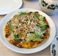 六花亭円山店で、新じゃがサラダのピザ - ゆるゆると・・・