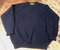 11月9日(月)入荷!MADE IN Great Britain and Ireland Fishermans sweater フィッシャーマンズセーター! - ショウザンビル mecca BLOG!!