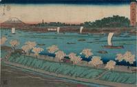 【隅田川】三囲神社の鳥居、いつまで土手上から顔を出していたか(まとめ) - 揺りかごから酒場まで☆少額微動隊