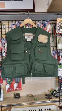 Fishing Vests - 店主のマニアック日記