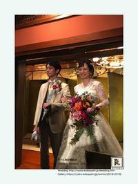 美しい笑顔のお写真いただきました! そして、花嫁様たちからとても嬉しいメッセージも - Bouquets_ryoko